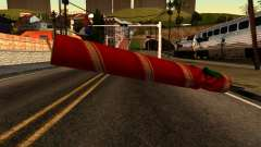New Year Rifle pour GTA San Andreas