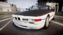 BMW E31 850CSi 1995 [EPM] Carbon