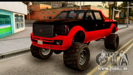 GTA 5 Vapid Sandking XL pour GTA San Andreas