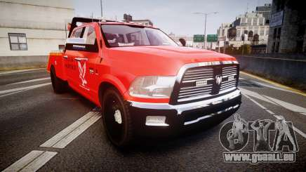 Dodge Ram 3500 Falck Service [ELS] pour GTA 4