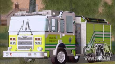 Pierce Arrow XT Miami Dade FD Engine 45 für GTA San Andreas