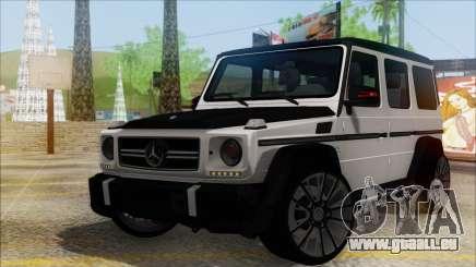 Mersedes-Benz G500 Brabus für GTA San Andreas