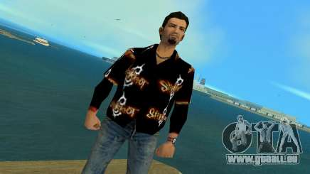 Slipknot 666 Shirt für GTA Vice City