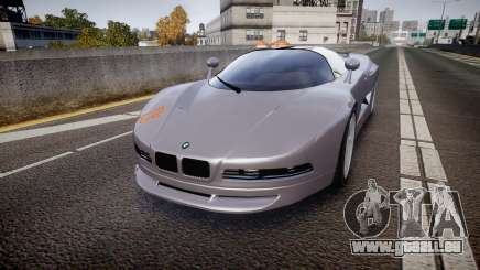 BMW Italdesign Nazca C2 v5.1 für GTA 4