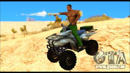 ATV Army Edition v.3 pour GTA San Andreas
