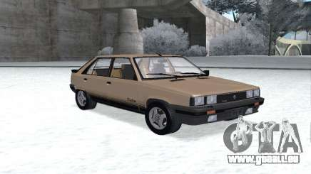 Renault 11 Turbo Phase I 1984 pour GTA San Andreas