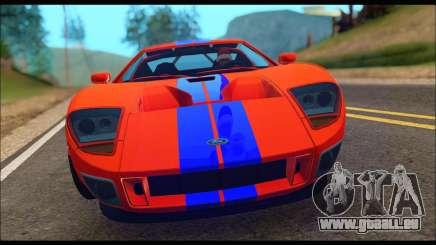 Ford GT 2006 für GTA San Andreas