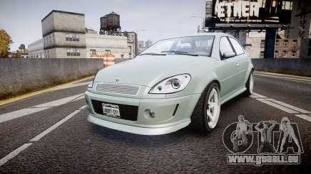 Declasse Premier Sport X pour GTA 4