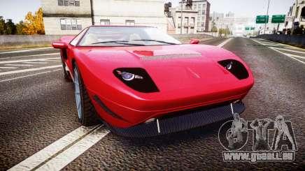 Vapid Bullet 2015 Facelift pour GTA 4