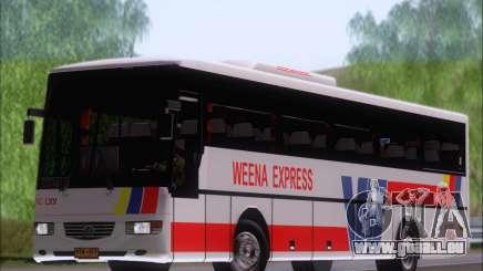 Nissan Diesel UD WEENA EXPRESS ERIC LXV für GTA San Andreas