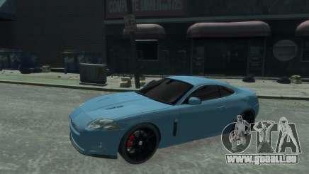 Jaguar XK v.2.0 für GTA 4