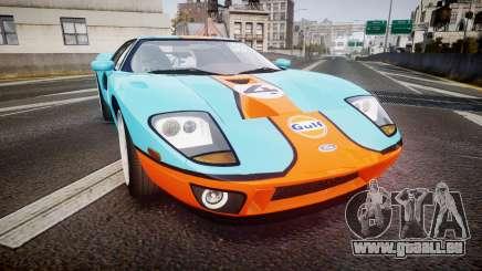 Ford GT 2005 [EPM] Gulf für GTA 4