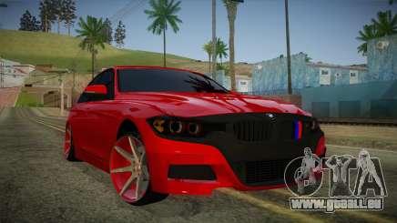 BMW 335i für GTA San Andreas