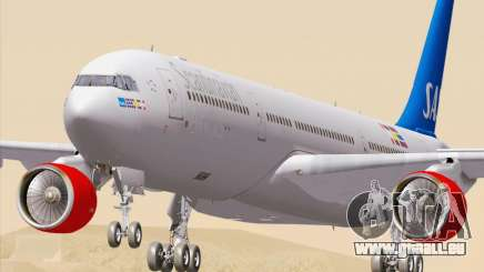 Airbus A330-300 Scandinavian Airlines pour GTA San Andreas