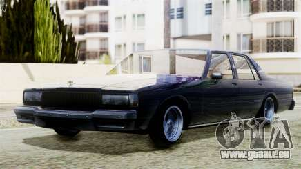 Chevrolet Caprice pour GTA San Andreas