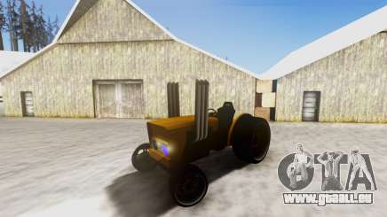 Tractor Kor4 v2 pour GTA San Andreas