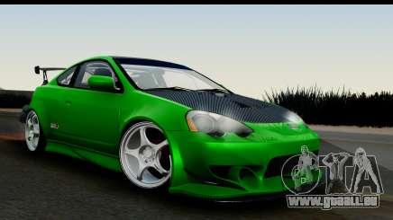 Honda Integra Type R Time Attack IVF pour GTA San Andreas