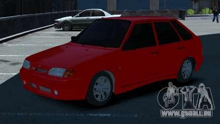 VAZ 2114 für GTA 4
