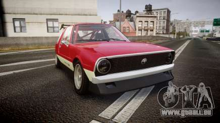 Declasse Rhapsody Camber pour GTA 4