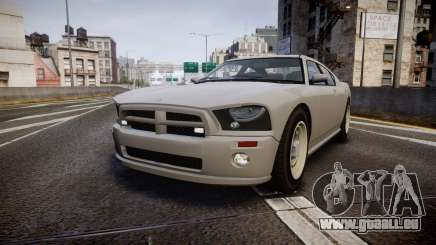 Bravado FBI Buffalo Restyling für GTA 4