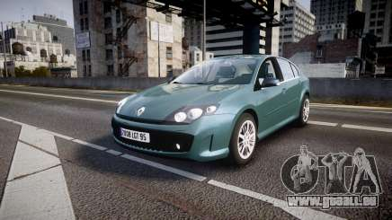Renault Laguna III GT 2008 pour GTA 4