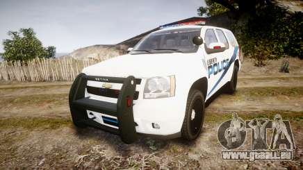 Chevrolet Tahoe 2010 LCPD [ELS] pour GTA 4