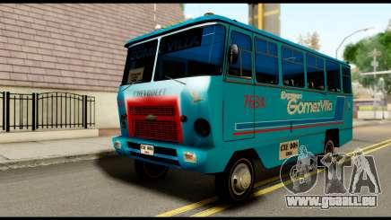 Chevrolet Bus pour GTA San Andreas
