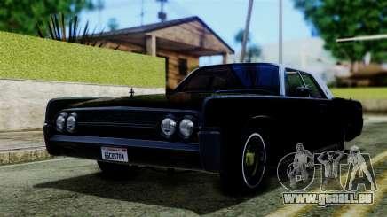 Lincoln Continental für GTA San Andreas
