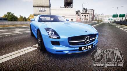 Mersedes-Benz SLS AMG 2010 pour GTA 4