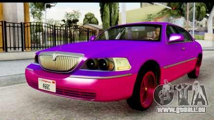 Lincoln Town Car 2010 für GTA San Andreas