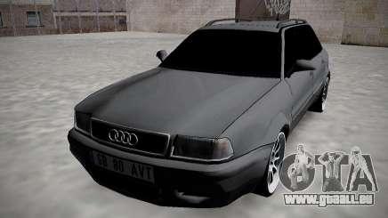 Audi 80 B4 Avant BAN.RF pour GTA San Andreas