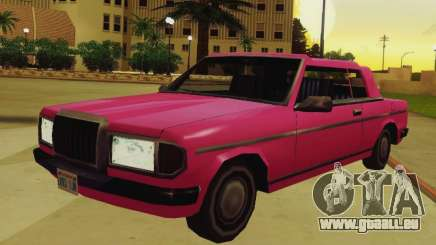 Admiral Cabriolet v3.0 pour GTA San Andreas