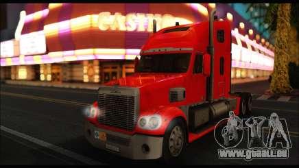 Freightliner Coronado v.2 für GTA San Andreas