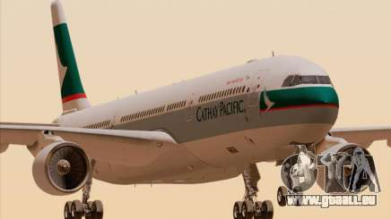Airbus A330-300 Cathay Pacific pour GTA San Andreas