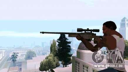 AWP L96 pour GTA San Andreas
