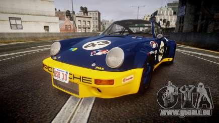 Porsche 911 Carrera RSR 3.0 1974 PJ43 für GTA 4
