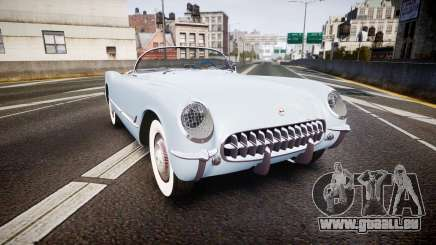 Chevrolet Corvette C1 1953 stock für GTA 4