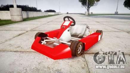 Go Kart pour GTA 4