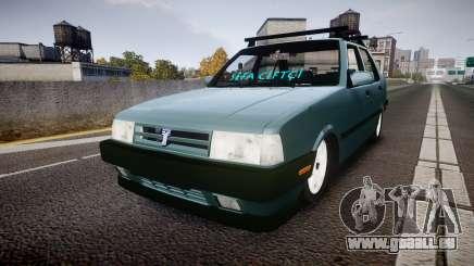 Tofas Dogan SLX pour GTA 4