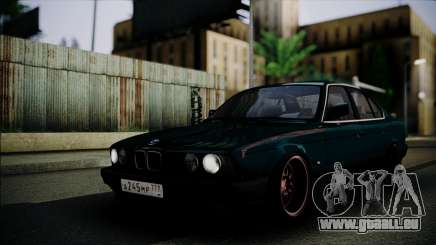 BMW 525 E34 pour GTA San Andreas
