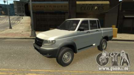 UAZ Patriot Pickup v.2.0 für GTA 4