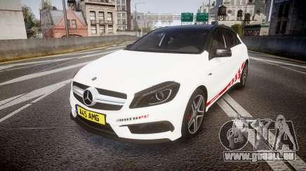 Mersedes-Benz A45 AMG PJs4 pour GTA 4