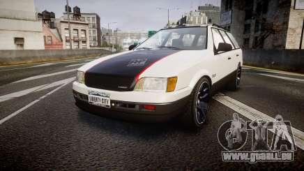 Vulcar Ingot Custom pour GTA 4