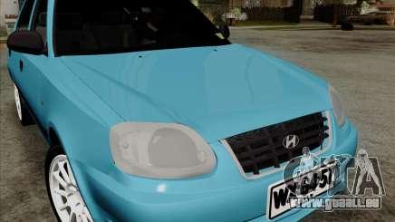Hyundai Accent 2004 für GTA San Andreas