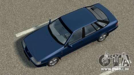 Daewoo Espero 2.0 CD 1996 für GTA 4 Rückansicht