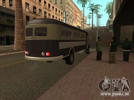 Bus из GTA 3 für GTA San Andreas Seitenansicht