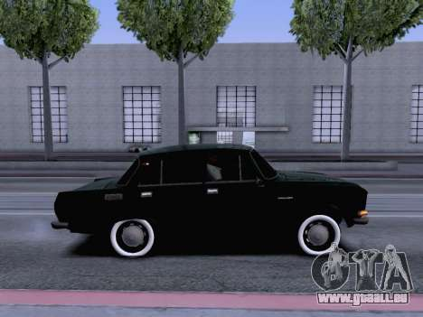 AZLK 2140 für GTA San Andreas linke Ansicht