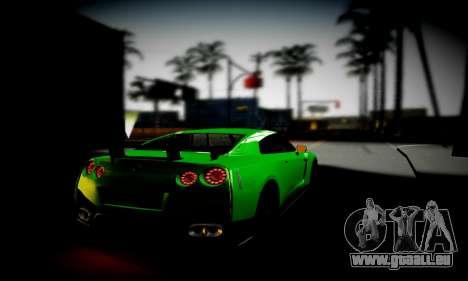 Blacks Med ENB pour GTA San Andreas cinquième écran