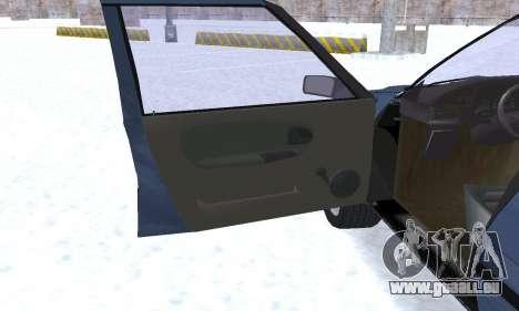 Dacia Super Nova pour GTA San Andreas moteur