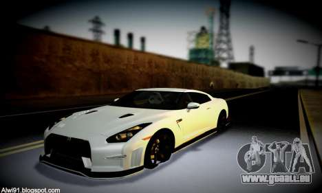 Blacks Med ENB pour GTA San Andreas neuvième écran